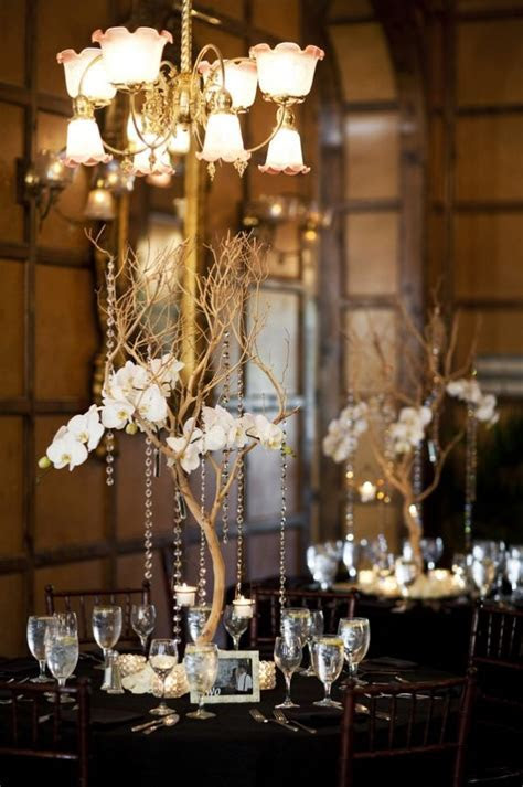 10 Best ideas about Crystal Centerpieces on Pinterest