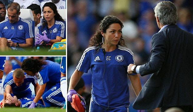 Chelsea boss Jose Mourinho hits out at his 'naive' medical team