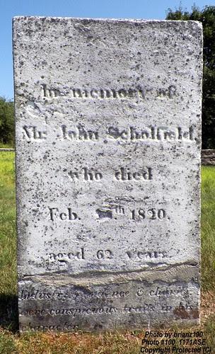John SCHOLFIELD by midgefrazel