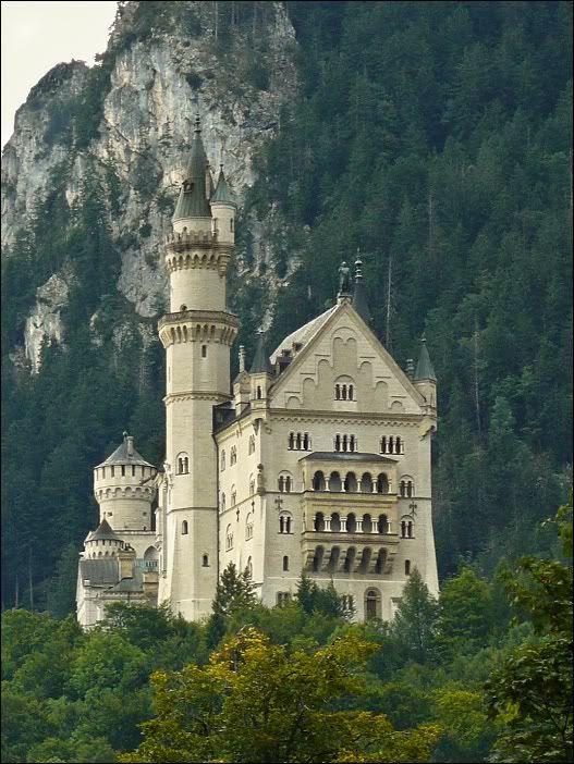 Wycieczki Wkraj A Zamek Neuschwanstein