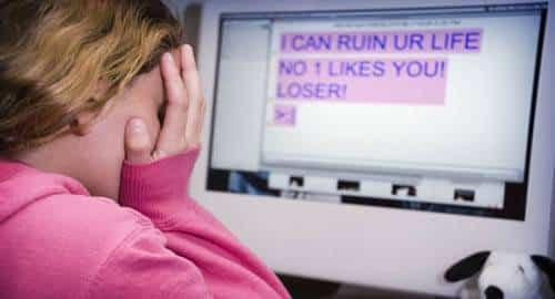 Pesquisa sobre ciberbullying