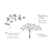Hopeful Thoughts Clear-Mount Stamp Set