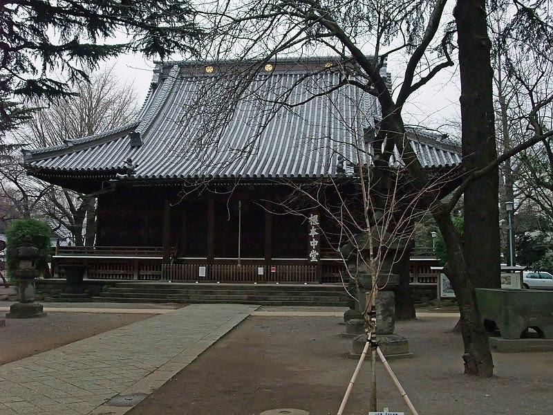 ファイル:Kaneiji Main Temple.JPG