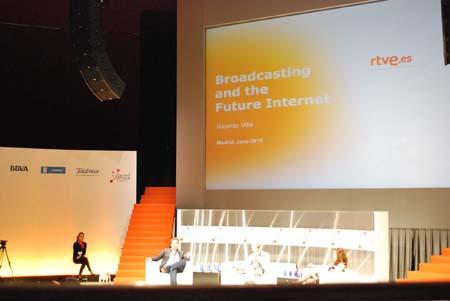 Televisión en diferentes plataformas