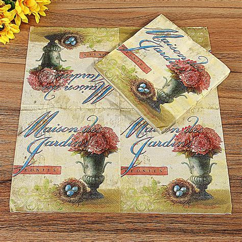 Online Buy Wholesale decoupage prints from China decoupage