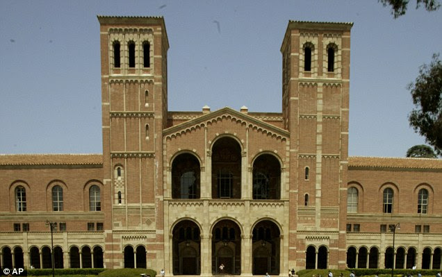 The research was carried out by a team at the University of California, (pictured)