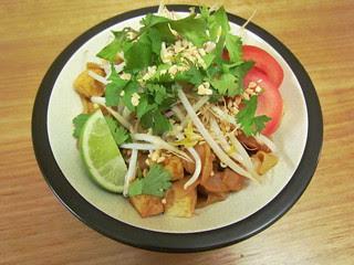 Pad Thai Tofu