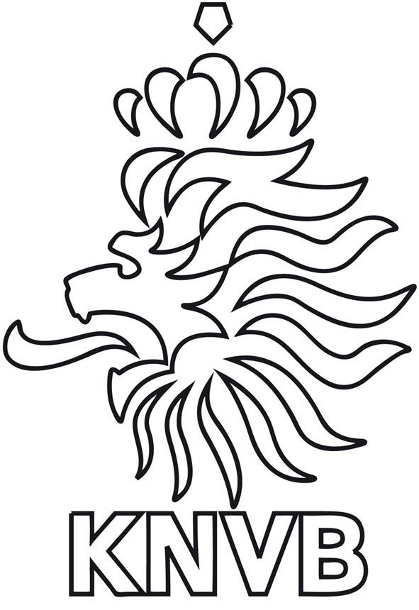 Coloriage Des Logos Des Equipes De Football Mondial 2014logo L