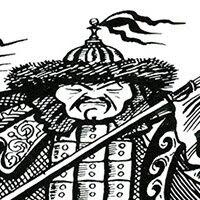 Аземша, Слово о погибели земли русской