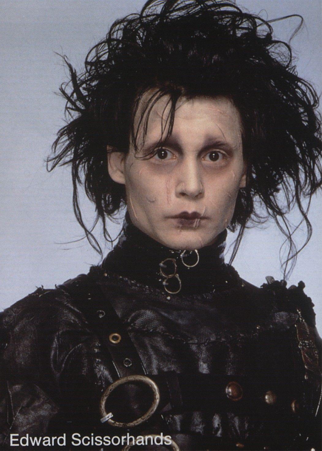 Edward Scissorhands Johnny Depp Photo 180749 Fanpop