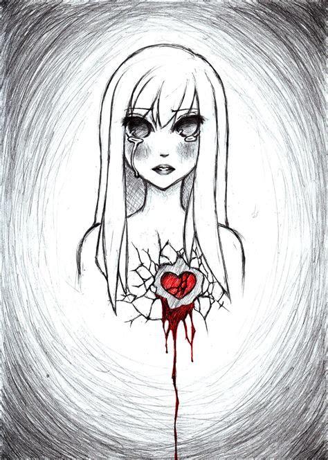 broken heart  cocky chan  deviantart
