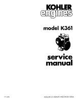 Engine Manuals