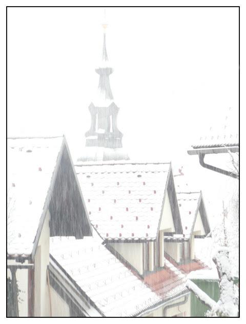 Klanec in stara cerkev