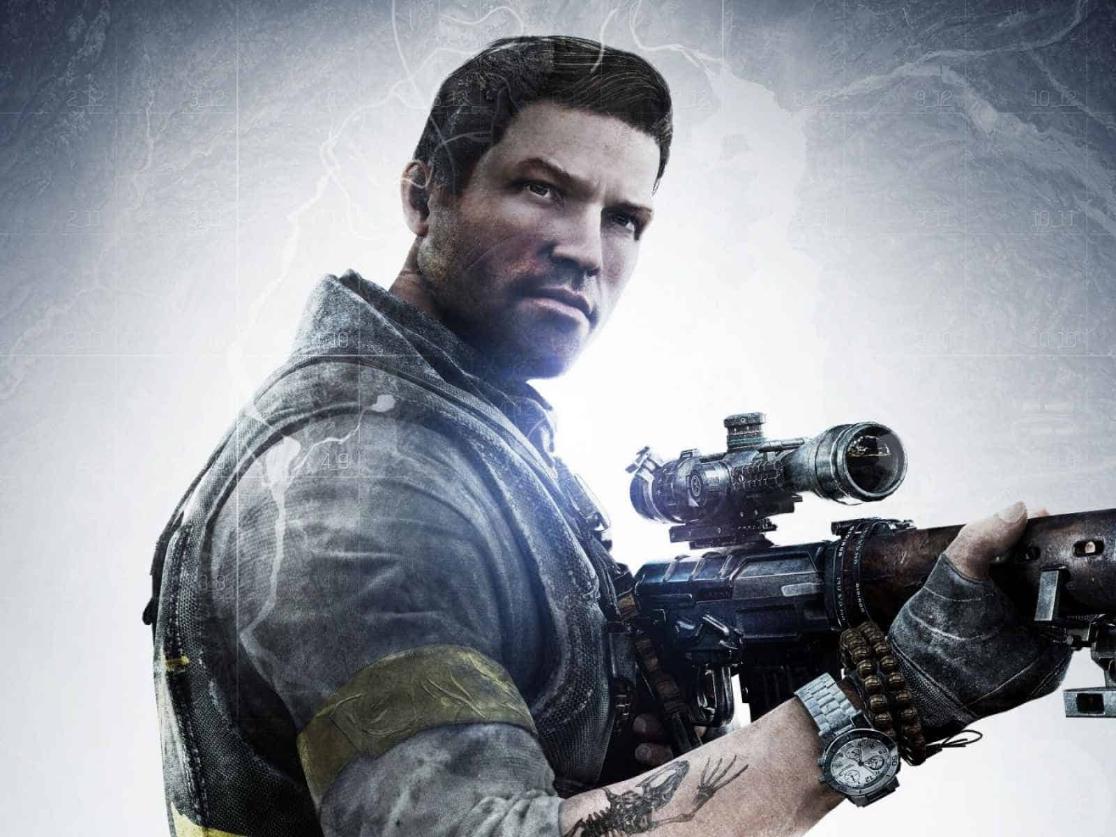 Sniper Ghost Warrior 3 Weapon 1600 1200 Hd Background Free