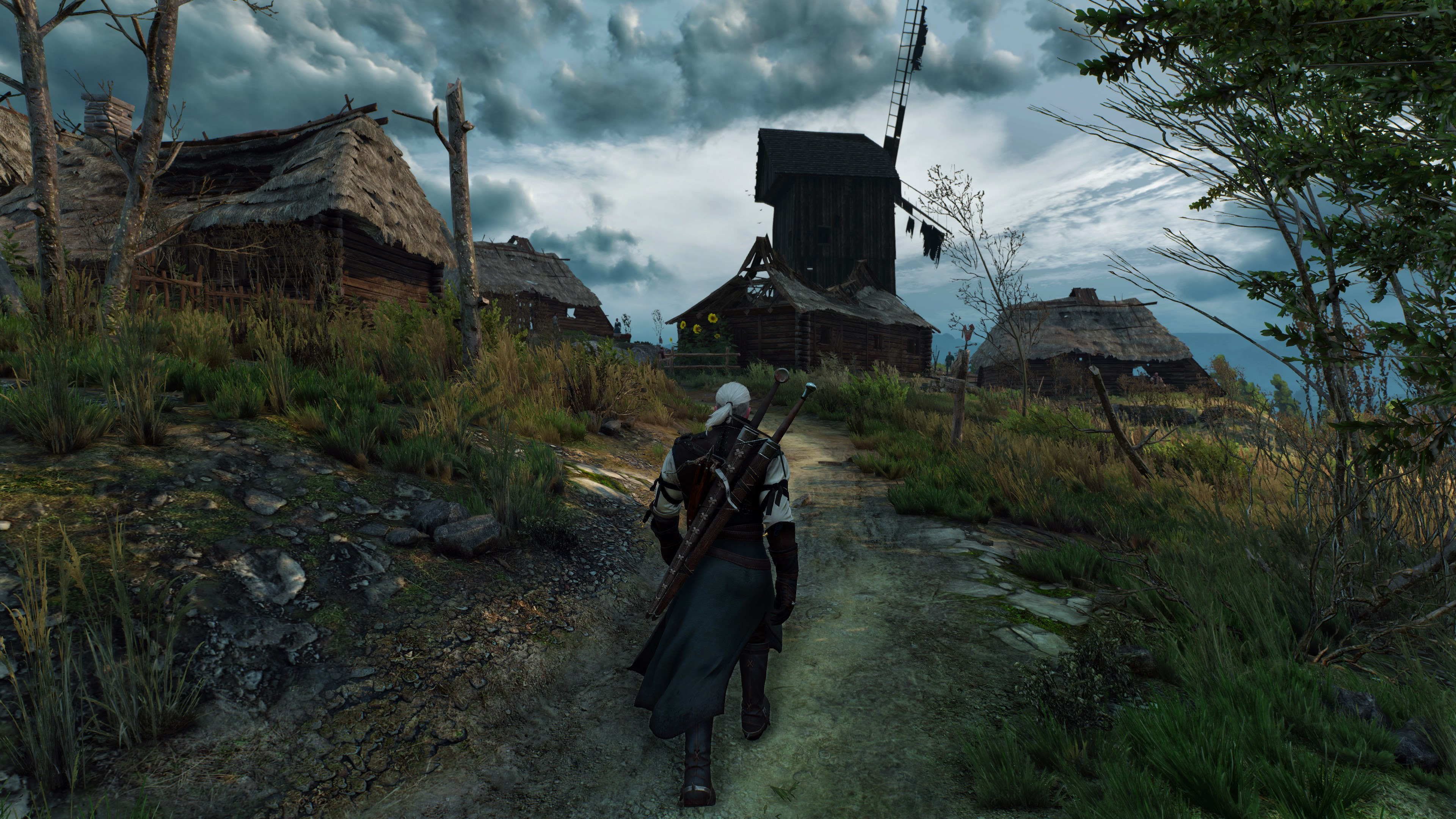 The Witcher 3 Wild Hunt 4k Ultra Hd Wallpaper High Quality Walls