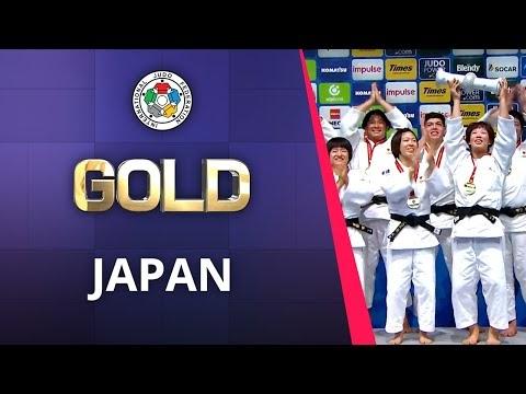 Japão venceu a França no Nippon Budokan | Mundial 2019