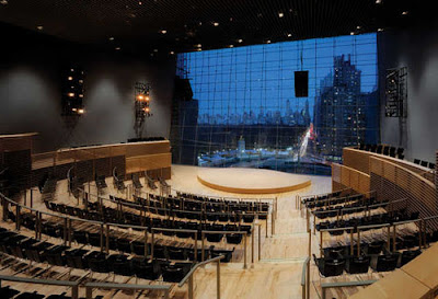 Allen Room, Jazz at Lincoln Center