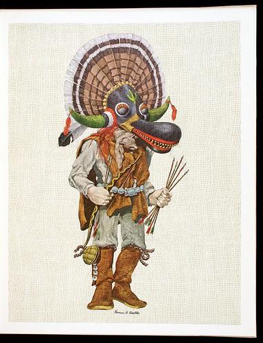 Homer H. Boelter 1969 Portfolio of Hopi Kachinas (pba galleries)