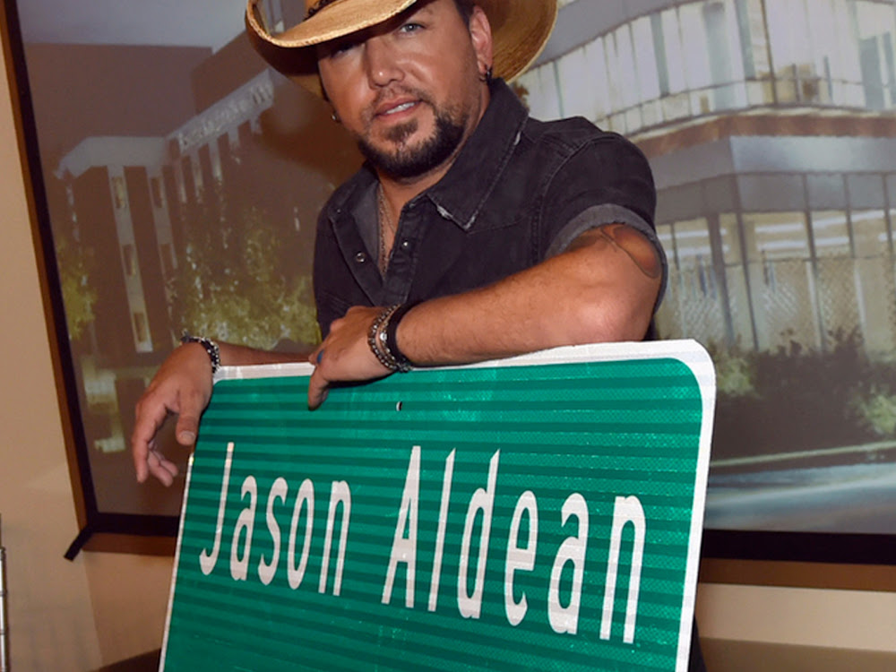 Image result for JASON ALDEAN WAY