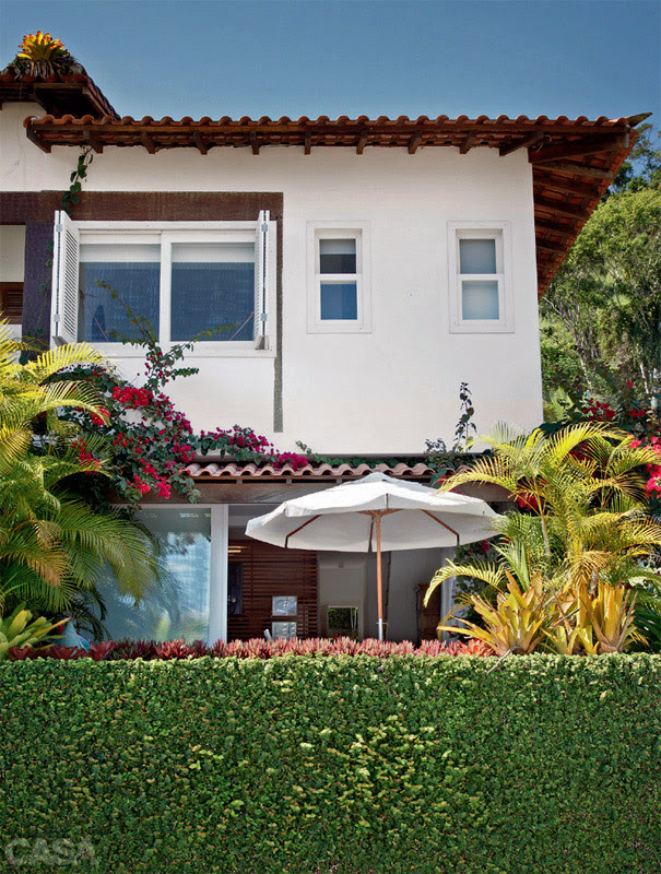 Casa com br Casa com varanda em Parati entre o ceu eo mar 7