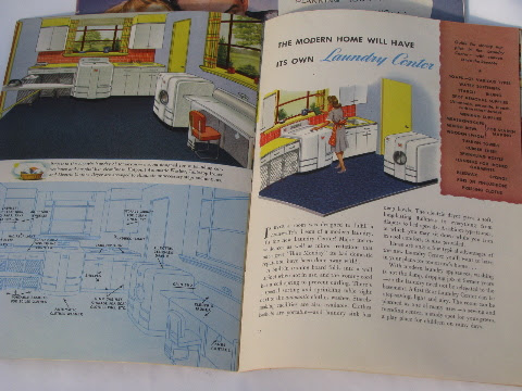 Retro kitchens vintage 1940s kitchen design book