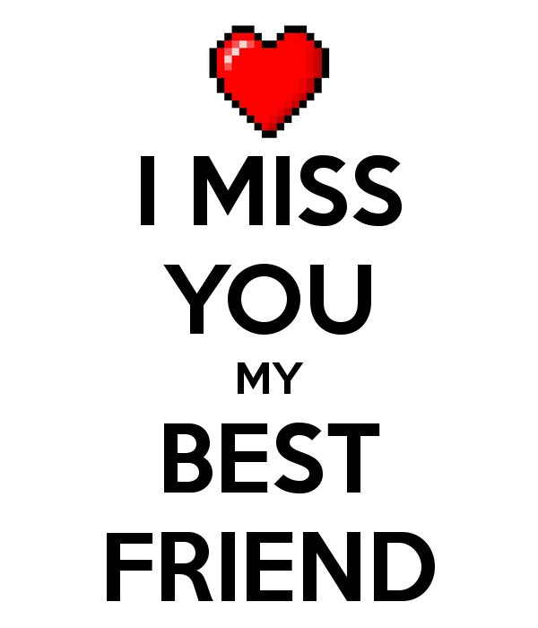 Missing Your Best Friend Quote Quote Number 664790 Picture Quotes