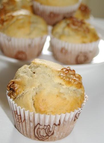 Banana Walnuts Muffin