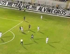 ABC x Corintians-RN, no Estádio Frasqueirão (Foto: Antonio Netto/Inter TV Cabugi)