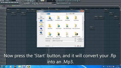 convert  fl studio beats  mp youtube