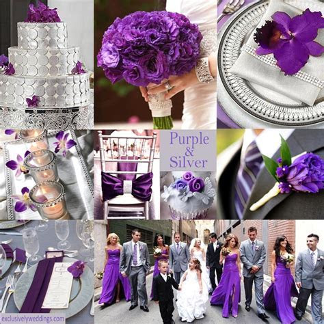 25  best ideas about Purple wedding colors on Pinterest