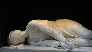 Stefano Maderno's Martyrdom of Saint Cecilia, ...