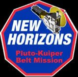 The New Horizons mission insignia that will be seen on the Atlas V rocket during liftoff tomorrow.