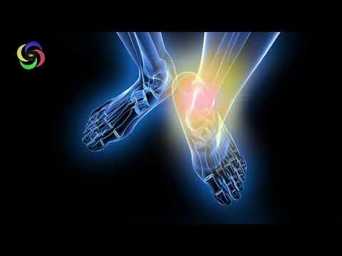 Rheumatoid Arthritis Treatment, Joint Problems Healing Binaural Frequency | A Neuropathy Pain Relief