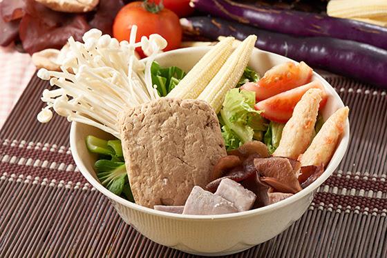 火鍋/大勇街/素食/蔬食/忠孝路/車路頭街/自然風味素食館