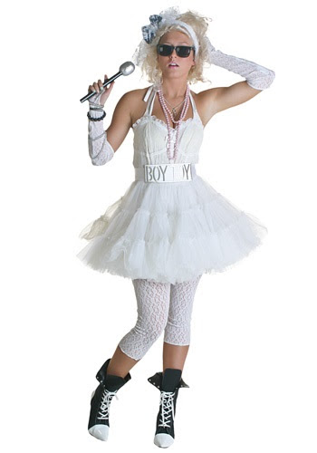 boy toy madonna costume  material girl costumes