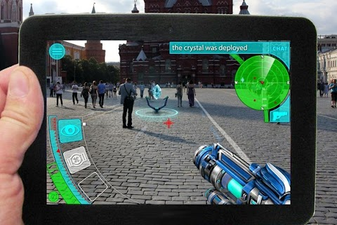 Scope of Augmented Reality (AR)