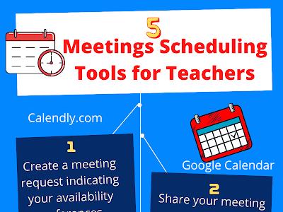 6 Great Tools to Help Teachers Easily Plan and Schedule Meetings