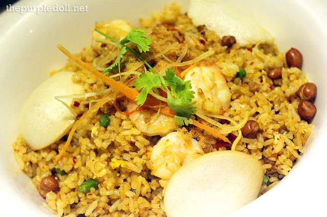 Sambal Fried Rice (P225)