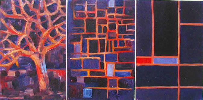 Evolução de Mondrian