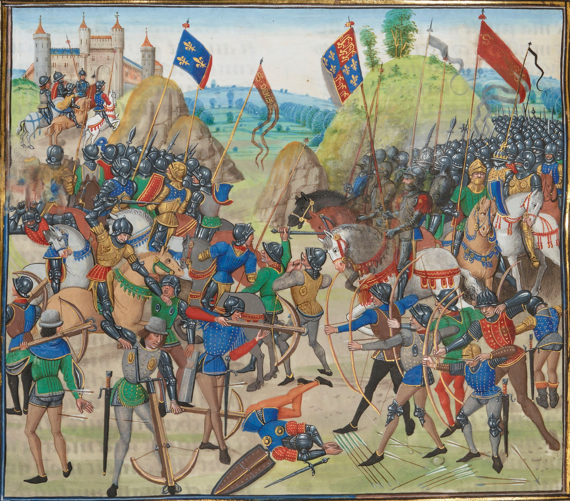 Archivo:Battle of crecy froissart.jpg