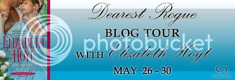 Dearest Rogue Blog Tour