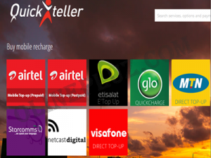 How to Buy Airtime Online in Nigeria Using QuickTeller - ONLINE PLUZ