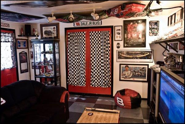 12 Man-tastic Man Caves | My Bad Pad