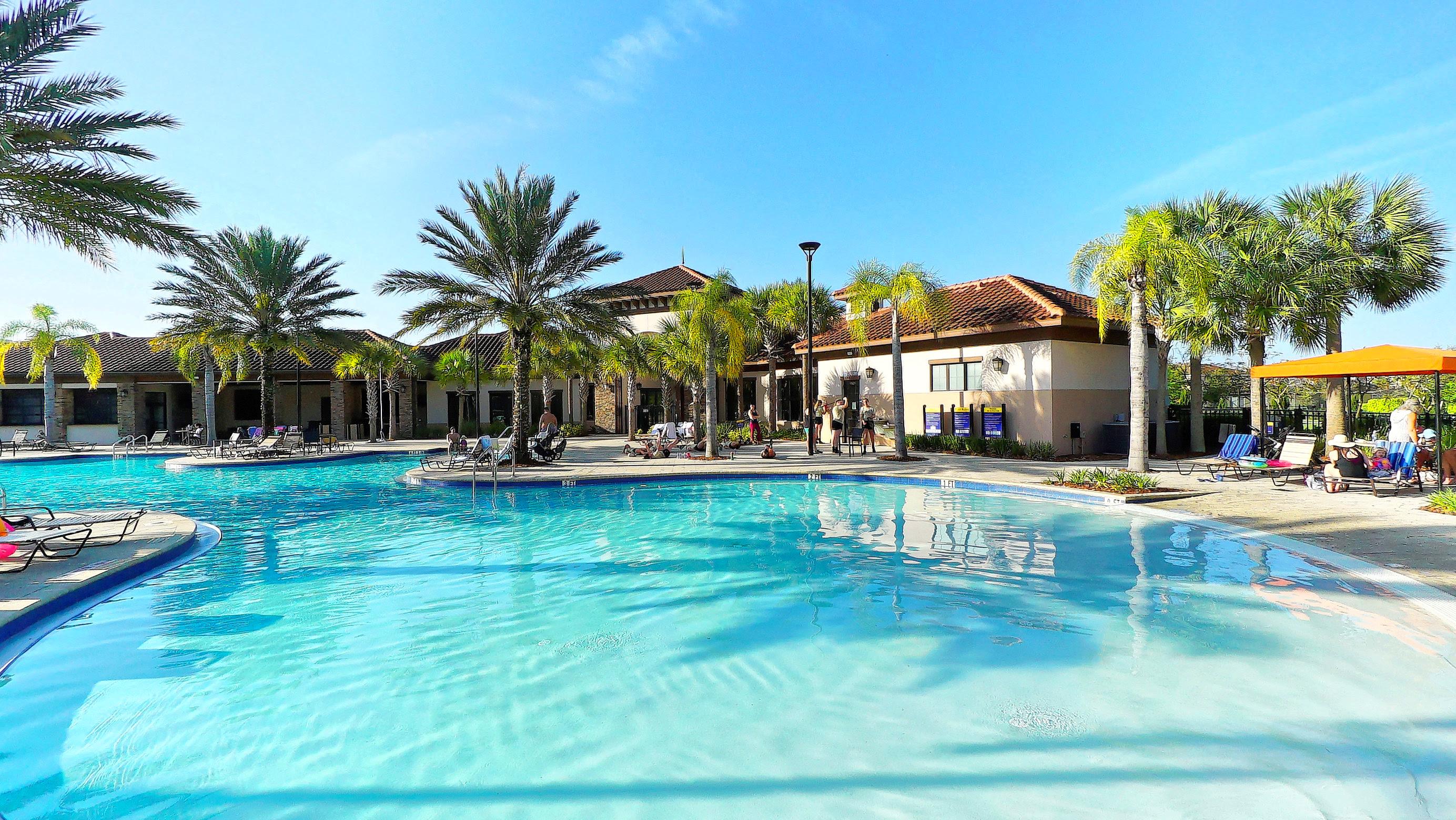New Homes in Solterra Resort  Davenport Florida  DR