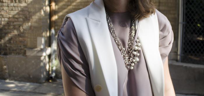 july blog post, summer dress with vest, summer layers, sleeveless white vest, zara vest, summer neutrals, wear to work, ootd