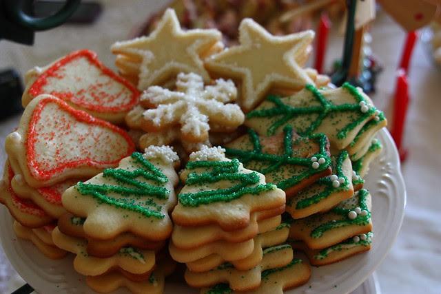 Christmas Cookes