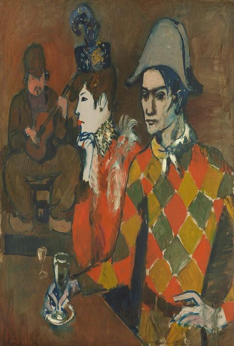 Pablo Picasso pintó este cuadro a cambio de comida, en su fondo se puede ver al dueño del local.