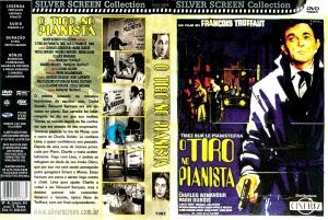Capa DVD O Tiro No Pianista