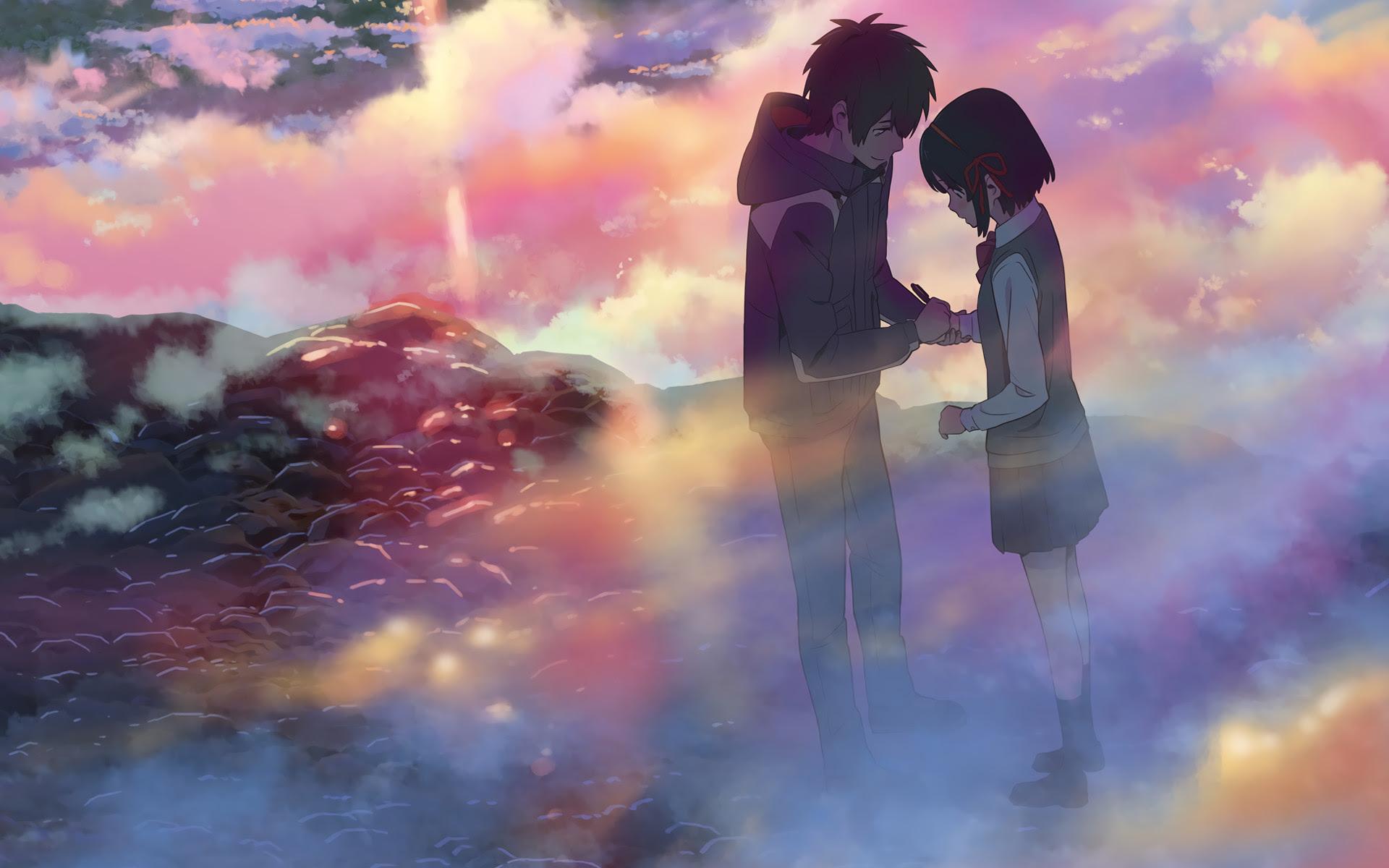 86 Gambar Anime Couple Keren Hd Paling Bagus
