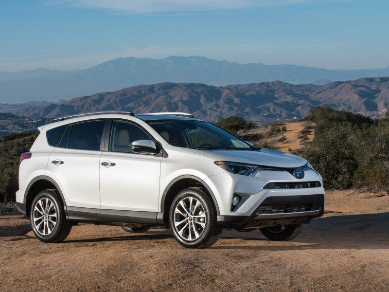2016 Toyota RAV4 and Toyota RAV4 Hybrid First Drive and ...